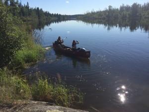 Barker Lake, Saskatchewan