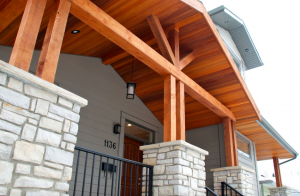 Lexis built home
