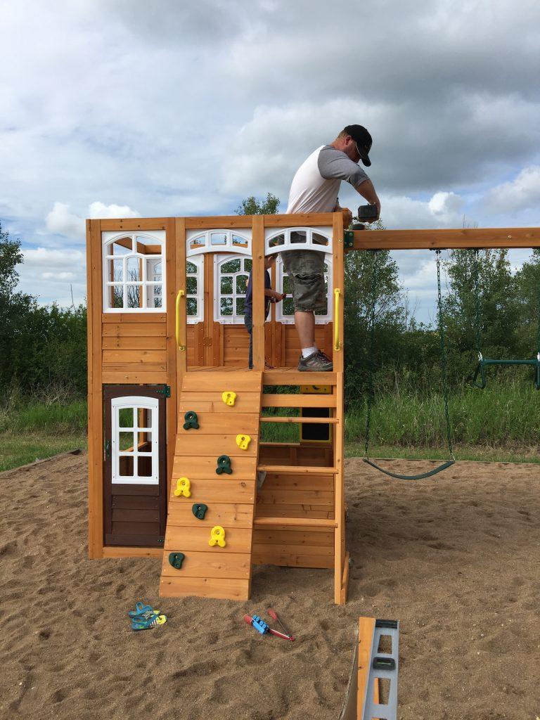 Sarilia playground