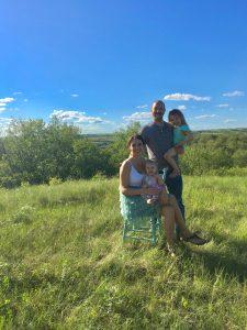 Sarilia residents family photo